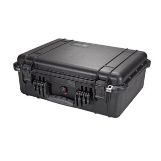 Pelican Cases: 1520 Watertight Hard Case with Pick 'N' Pluck Foam